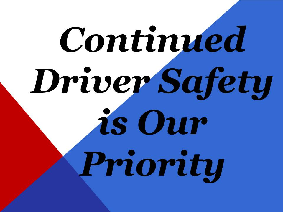 Continued Driver Safety
