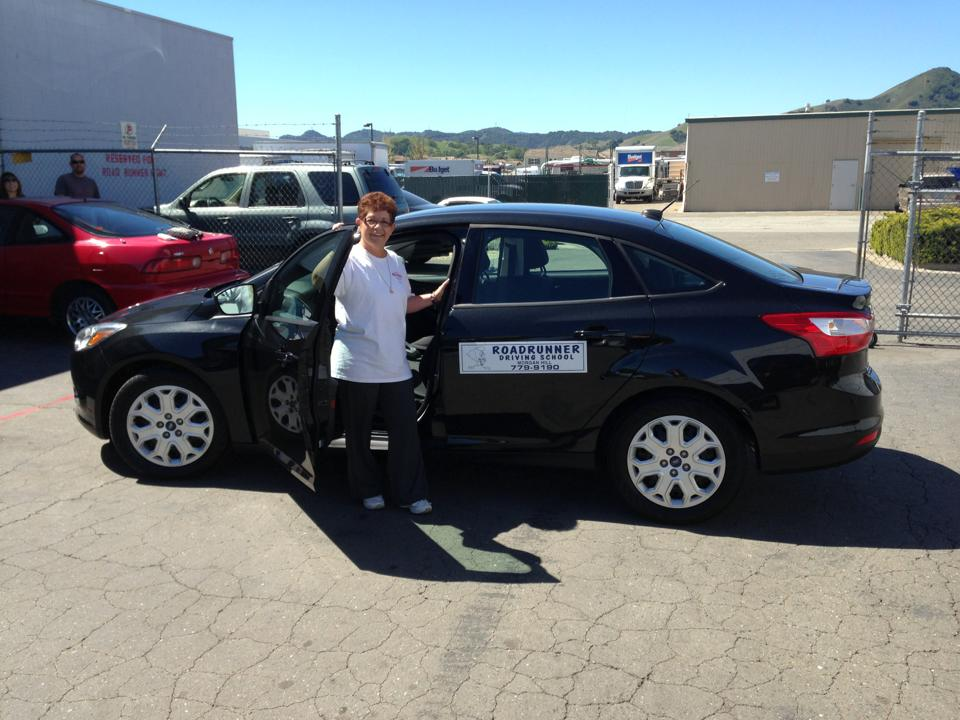 Adult Behind-the-Wheel Training -